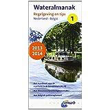 Wasseralmanach 1 2013/2014: Nederland - Belgie (Wateralmanak 1)