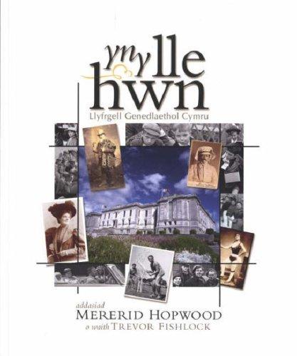 Yn Y Lle Hwn: Llyfrgell Genedlaethol Cymru