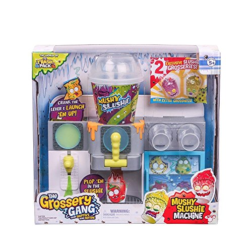 NEW 2016! The Grossery Gang S1 Mushy Slushie Playset
