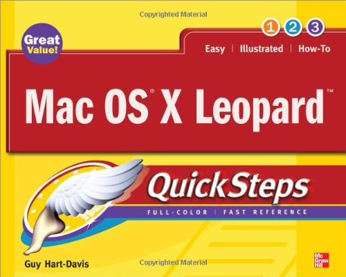 Mac OS X Leopard QuickSteps