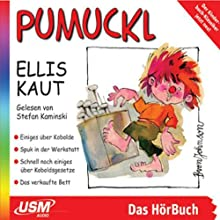 Einiges über Kobolde / Spuk in der Werkstatt (Pumuckl 1) Hörbuch von Ellis Kaut Gesprochen von: Stefan Kaminski