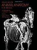 img - for An Atlas of Animal Anatomy for Artists (Dover Anatomy for Artists) by W. Ellenberger (1956-06-01) book / textbook / text book