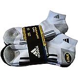 Adidas Men's Sport Low Cut Performance Sock (Pack of 6)