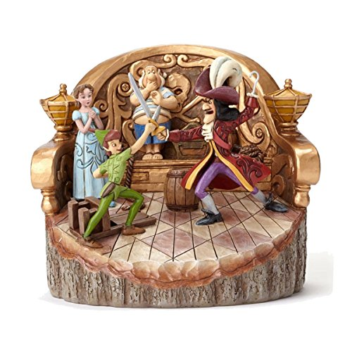 enesco-4048653-disney-traditions-carved-by-heart-peter-pan-figur