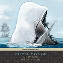 Moby Dick Audiobook by Herman Melville Narrated by Norman Dietz