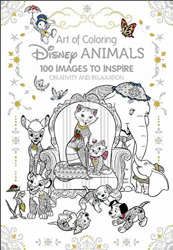 Art-of-Coloring-Disney-Animals-100-Images-to-Inspire-Creativity-and-Relaxation