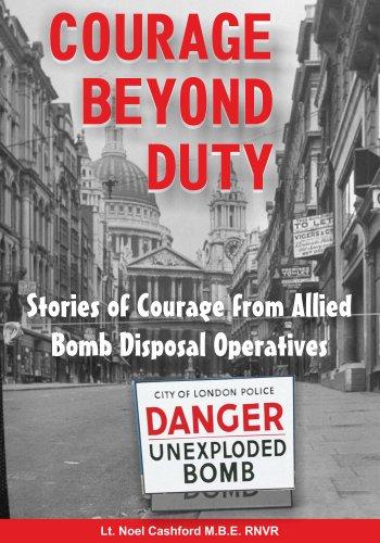Noel Cashford - Courage Beyond Duty