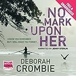 No Mark Upon Her | Deborah Crombie