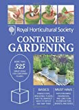 img - for RHS Handbook: Container Gardening (Royal Horticultural Society Handbooks) book / textbook / text book