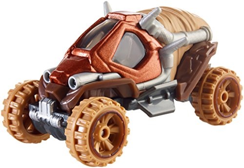 Hot Wheels Star Wars Character Car, Tusken Raider