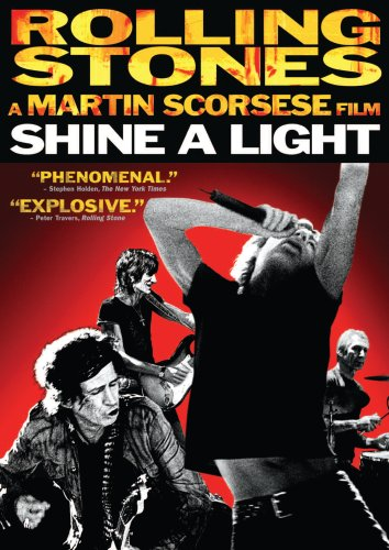 Cover art for  Rolling Stones: Shine a Light