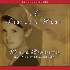 A Sister's Test Audiobook