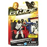 Cobra Combat Ninja GI Joe Retaliation Wave 3 Action Figure