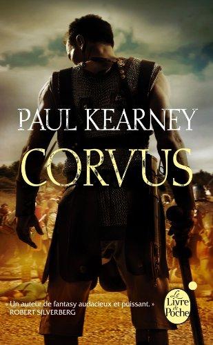 La trilogie des Macht, Tome 2 : Corvus 51CIshxO-CL._SL500_