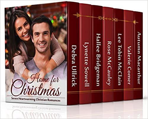 Home for Christmas: Seven Heartwarming Christian Romances