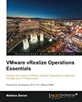 VMware vRealize Operations Essentials Front Cover