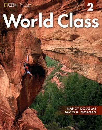 World Class 2 Student Book with Online Workbook: Expanding English Fluency