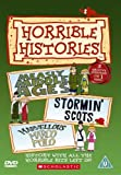 echange, troc Horrible Histories - Measly Middle Ages / Stormin' Scots / Marvellous Marco Polo