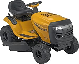 Poulan Pro PB195H42LT 42-Inch 19-1/2 HP Riding Lawn Tractor With Hydrostatic Transmission by Poulan