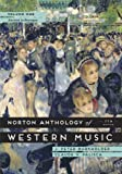 img - for The Norton Anthology of Western Music (Seventh Edition) (Vol. 1) book / textbook / text book