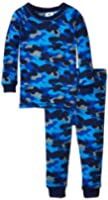 Gerber Baby and Little Boys' 2 Piece Thermal Pajamas