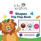 Baby Einstein Shapes Flip Flap Book (Baby Einstein) (Baby Einstein) (Baby Einstein)