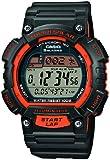 Casio STL-S100H-4A - Reloj de caballero - Solar, sumergible, 5 alarmas, crono, horario mundial