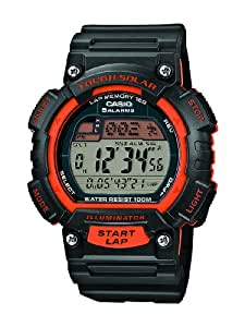 Casio Herren-Armbanduhr XL  Digital Quarz Resin STL-S100H-4AVEF
