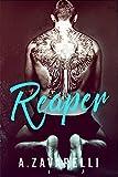 REAPER (Boston Underworld Book 2) (English Edition)