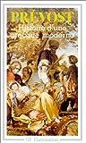 echange, troc abbé Prévost, Alan J. Singerman - Histoire d'une Grecque moderne