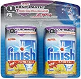 Finish quantumatic refills lemon