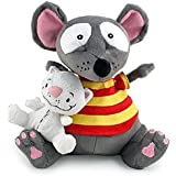 10 ''Toopy & Binoo Stuffed plush toy doll Soft Toys Handmade