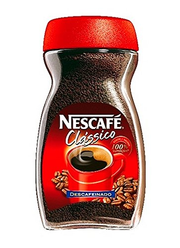Nescafe Classic Soluble Decaffeinated Coffee 100G