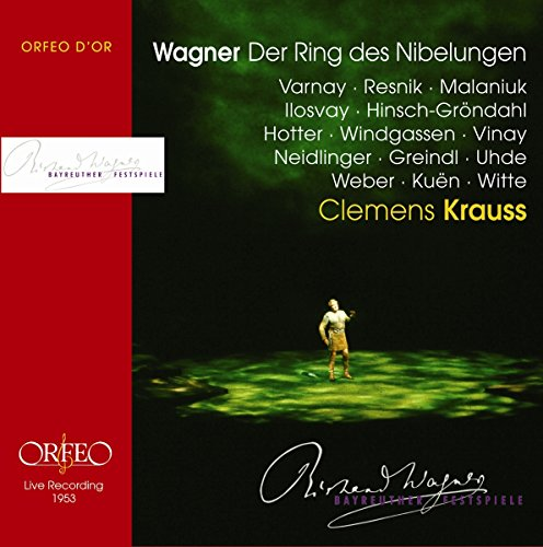 Wagner: Ring of the Nibelungen (Bayreuth, 1953) (Wagner Nibelungen Hans compare prices)