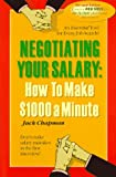 Negotiating Your Salary, How to Make $1,000 a Minute