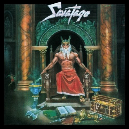 Hall Of The Mountain King By Savatage (2002-02-18)