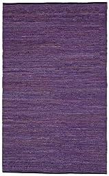 Purple Leather Matador 30\