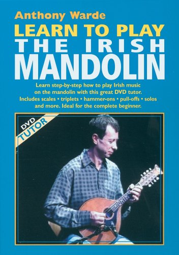 Learn to Play the Irish Mandolin [DVD] [Import]