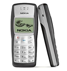 Nokia 1100 - Pay As You Go