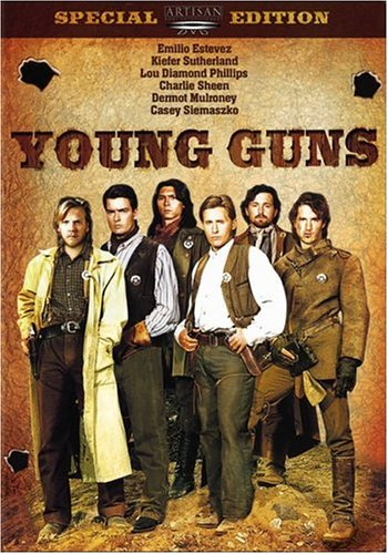 Young Guns [DVD] [Import]
