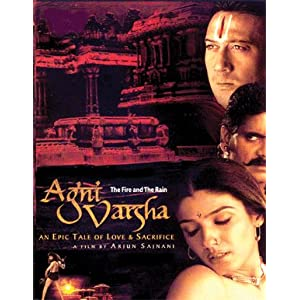 Agnivarsha: The Fire and the Rain (2002) SL YT - Jackie Shroff, Kumar Iyengar, Raveena Tandon