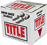 TITLE Boxing New Age Super Gauze (50 Rolls)