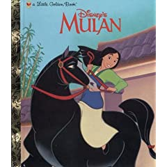 Disney's Mulan (Little Golden Book)