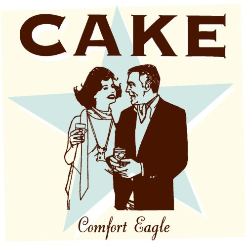 Original album cover of Comfort Eagle by Cake