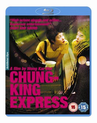 Chungking express / Chung Hing sam lam / Чунгкингский экспресс (1994)