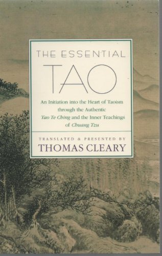 The Essential Tao PDF