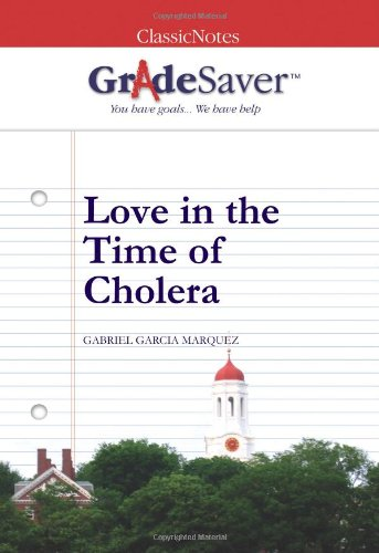 love in the time of cholera essays Free essay: love is a powerful emotion that can cause people to act in abnormal ways in the novel, love in the time of cholera, the main character.