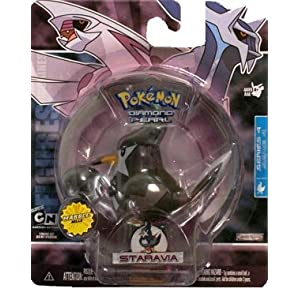 Staravia - Pokemon Diamond and Pearl Marble Series 4
