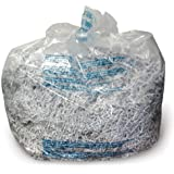 Swingline 6-8 Gallon Plastic Shredder Bags, For Small Office, Executive, 60X, 80X, 100X, 200X & 100M Shredders, 100/Box (1765016)