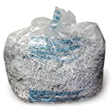 Swingline 6-8 Gallon Plastic Shredder Bags, For Small Office, Executive, 60X, 80X, 100X, 200X & 100M Shredders, 100/Box (1765016)